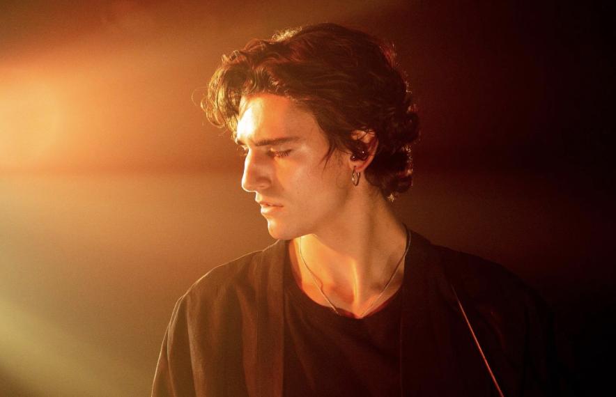 Belgian singer-songwriter, Tamino
