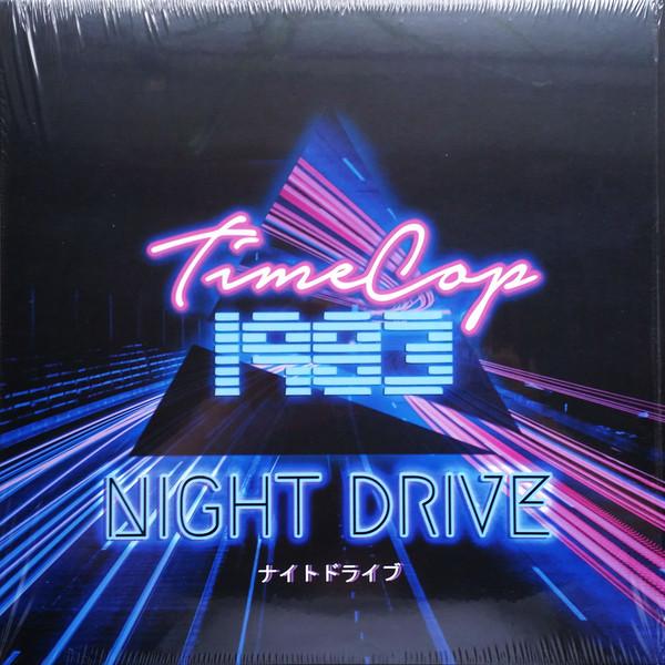 night drive album cover