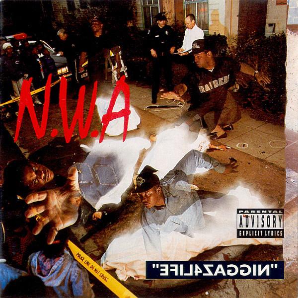 N.W.A – Efil4zaggin album cover