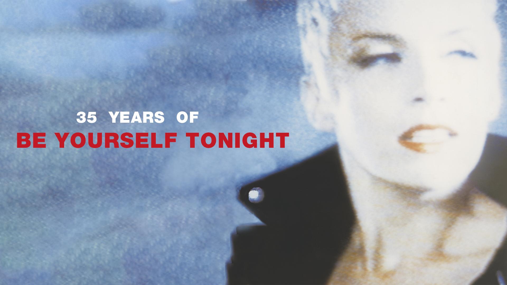 Eurythmics Be Yourself Tonight 35