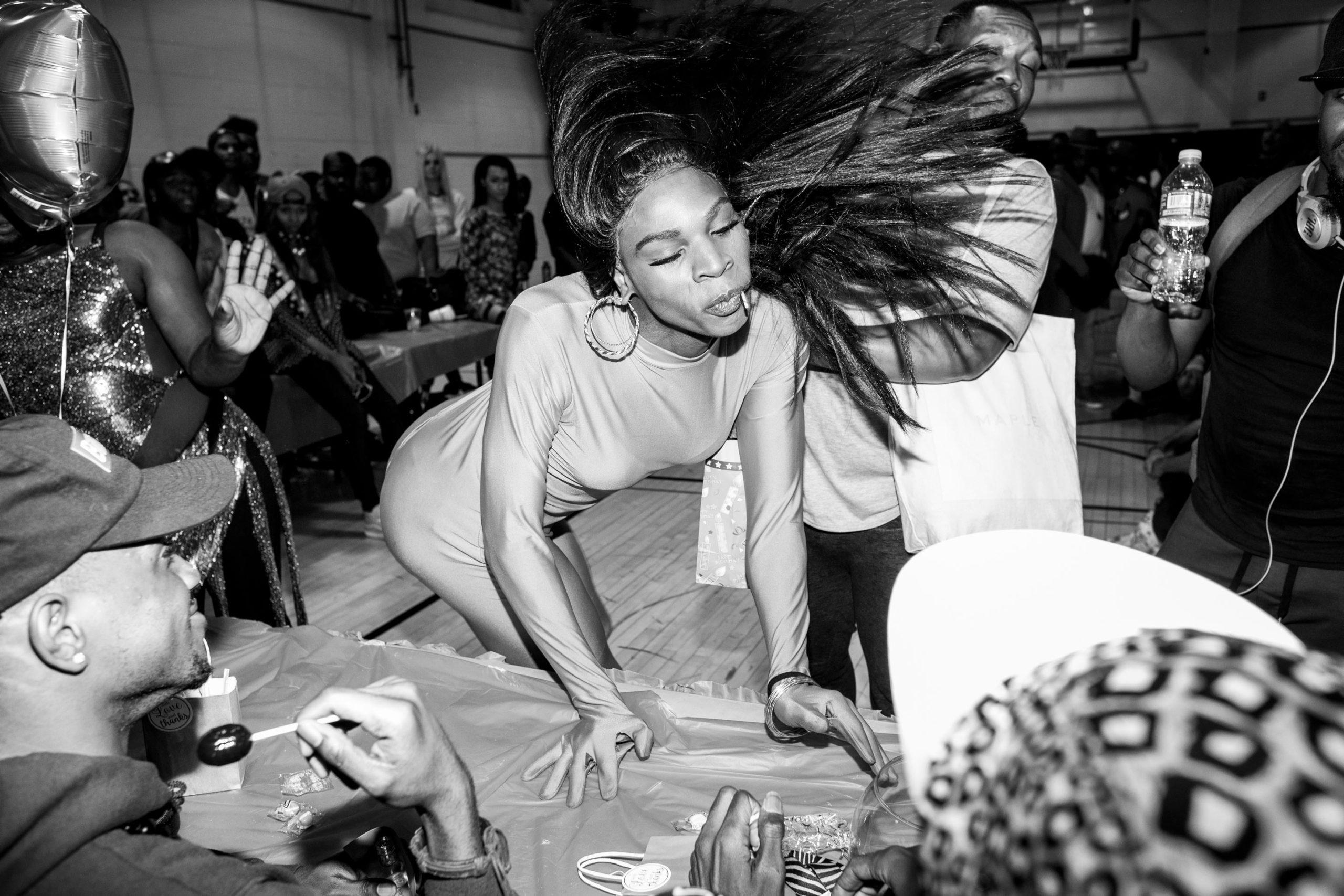 Ballroom movement