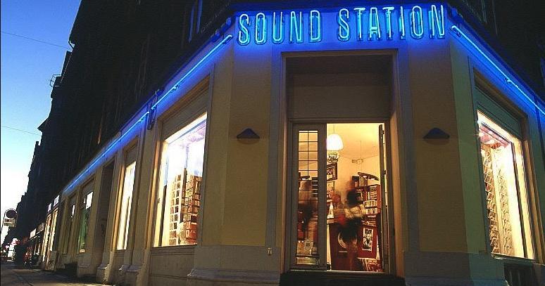 Sound Station Header