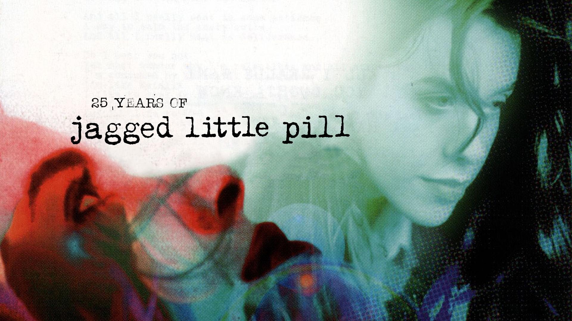 alanis morissette jagged little pill 25th anniversary
