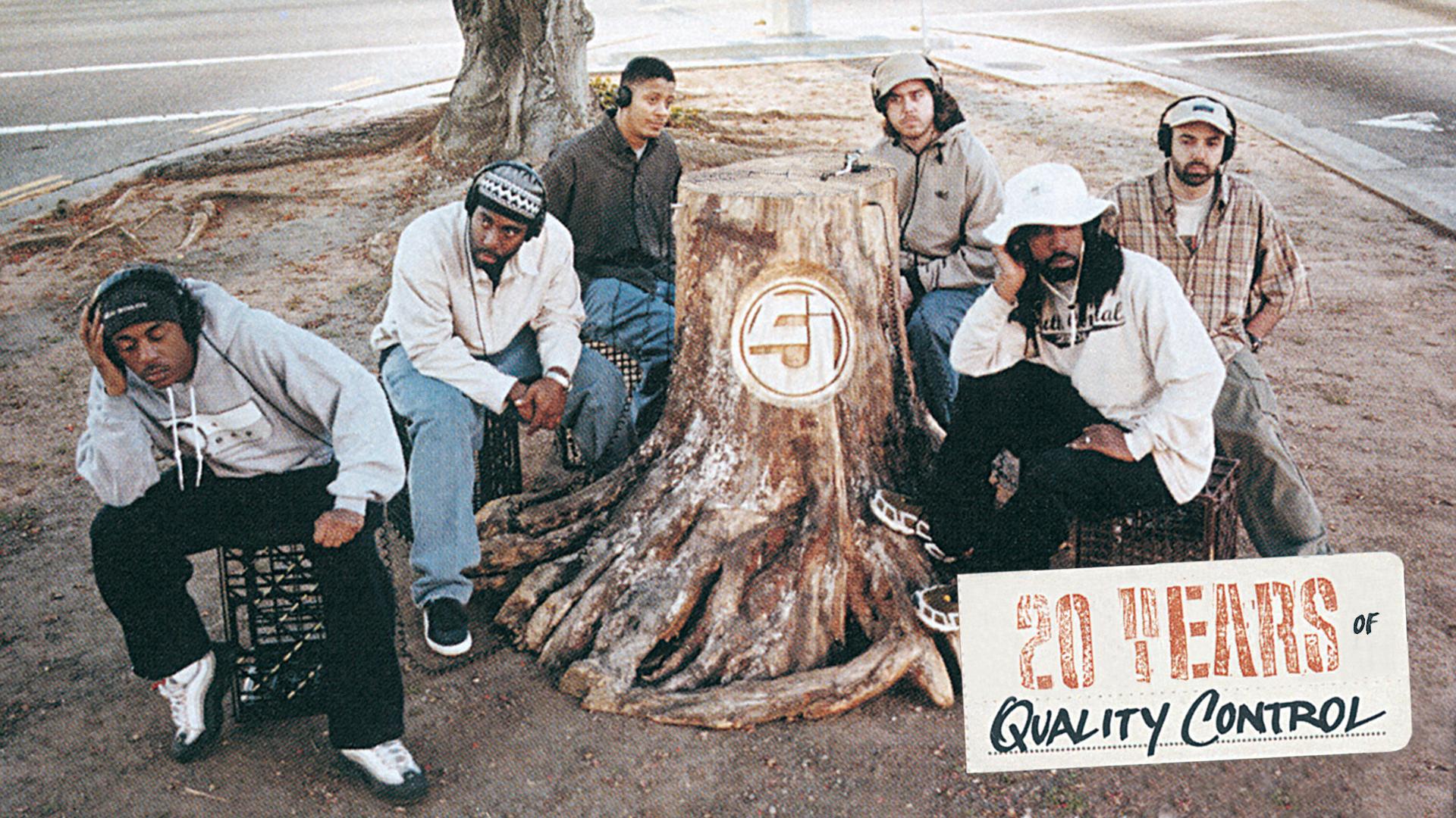 jurassic 5 quality control 20th anniversary