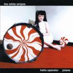 """Hello Operator"" pressed on black vinyl using picture disc plates"