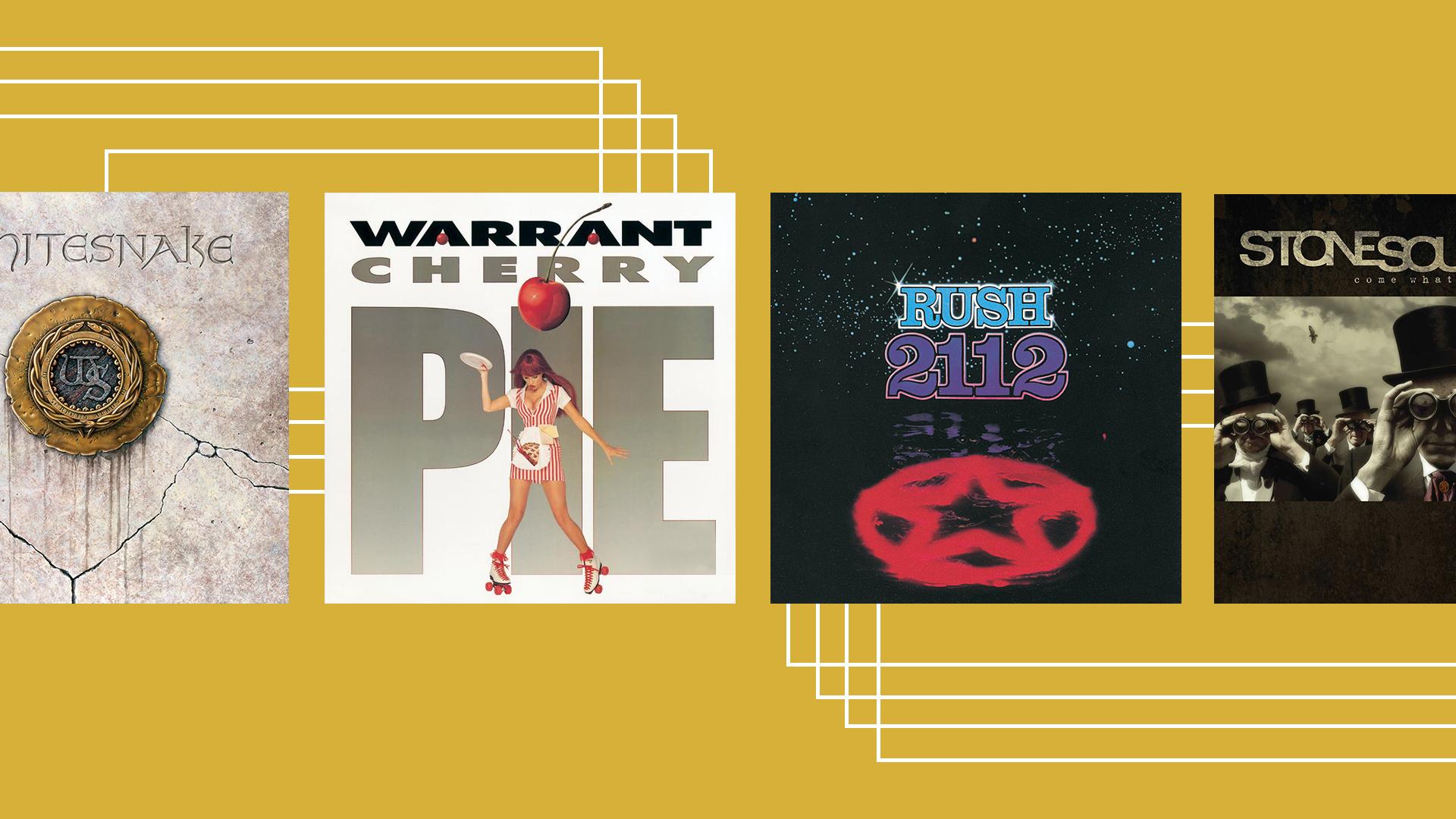 hugh syme album art covers