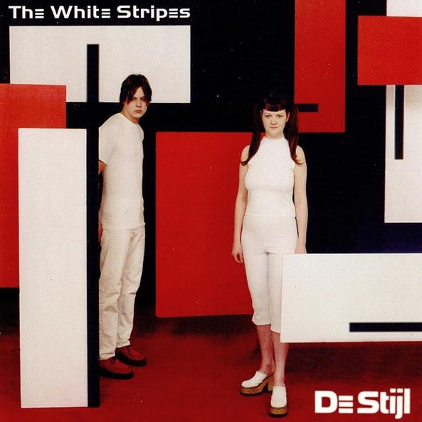 the white stripes de stijl album cover