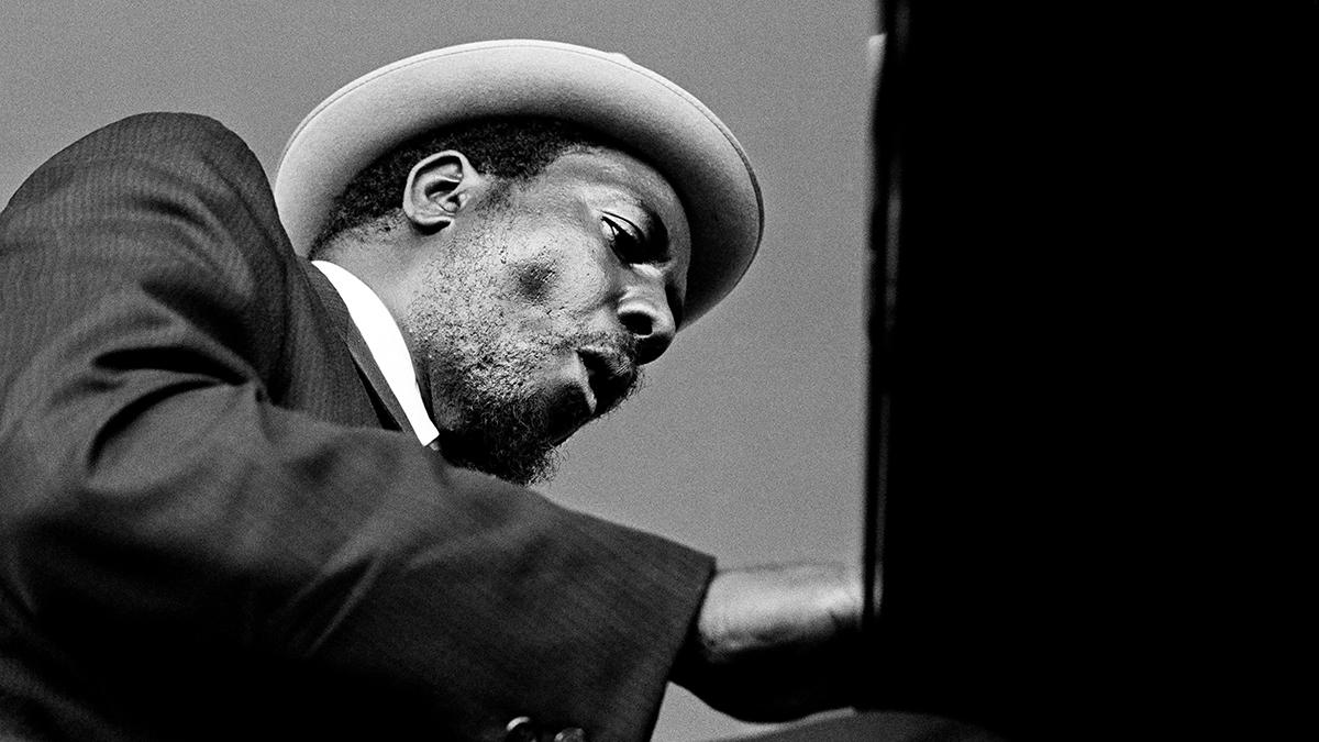 Thelonious Monk 1964 Monterey Jazz Festival