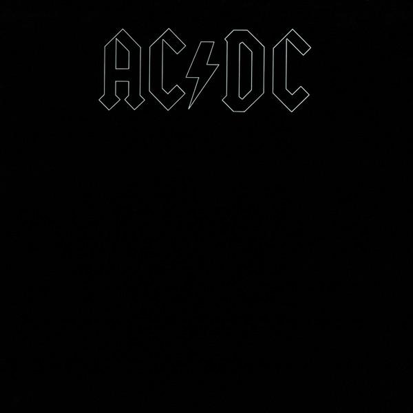 acdc back in black album cover