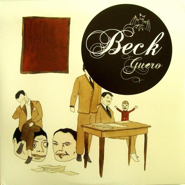 beck guero album cover