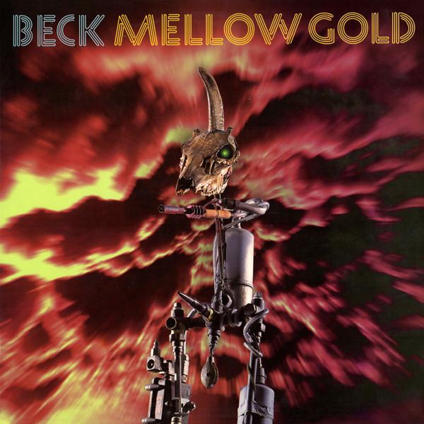 beck mellow gold album cover