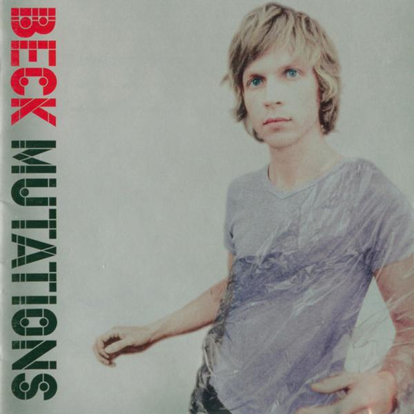 beck mutations album cover