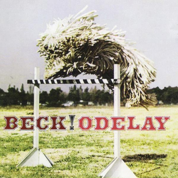 beck odelay album cover