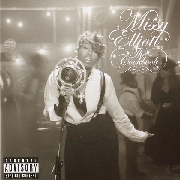 missy elliott album cover