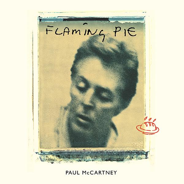 flaming pie album cover