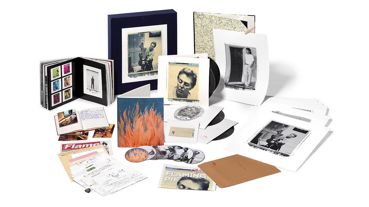 flaming pie collectors edition