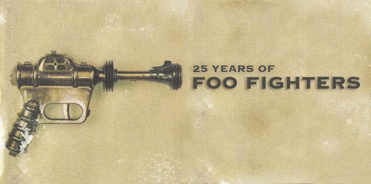 foo fighters debut album feature