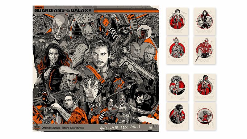 mondo soundtrack guardians of the galaxy