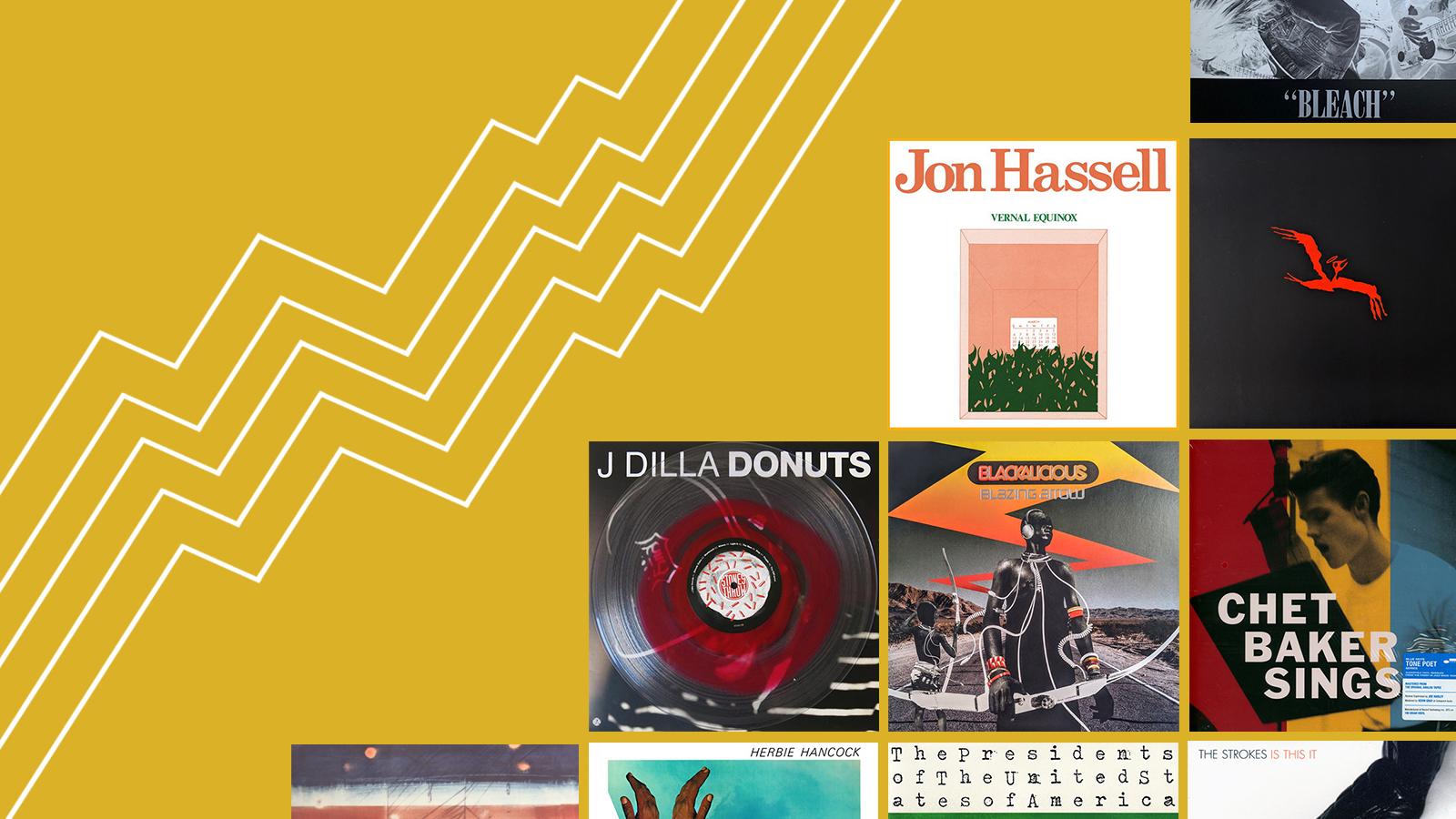 most popular reissues of 2020 so far