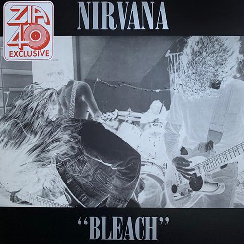 nirvana bleach reissue Zia Record Exchange