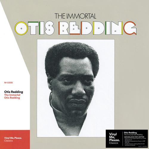 otis redding vinyl me please