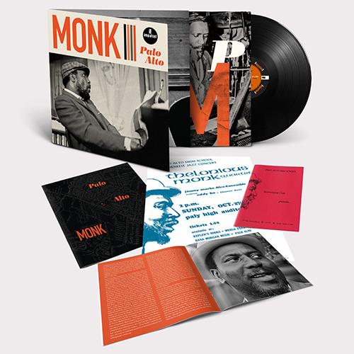 palo alto thelonious monk album
