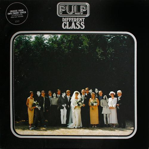 pulp different class album cover