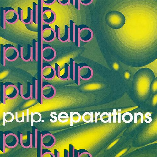 pulp separations album cover