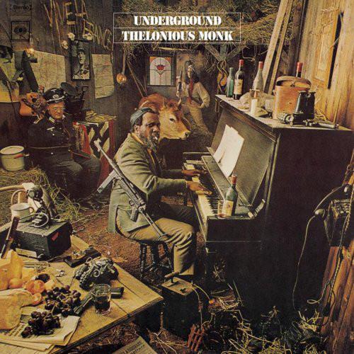 underground thelonious monk