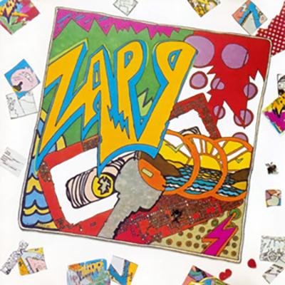 zapp debut album cover