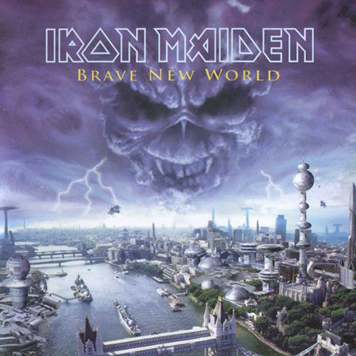 Iron Maiden — Brave New World