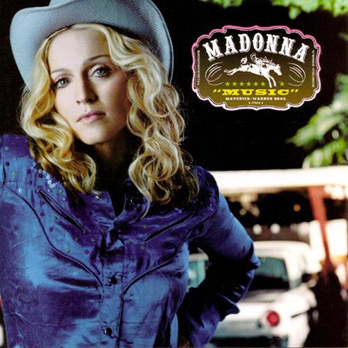 Madonna — Music