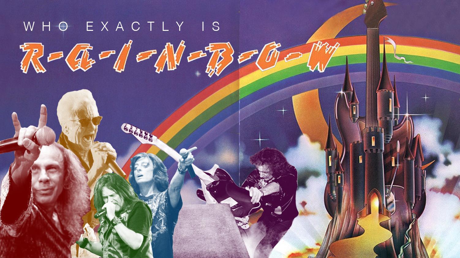 rainbow band debut album 45th anniversary