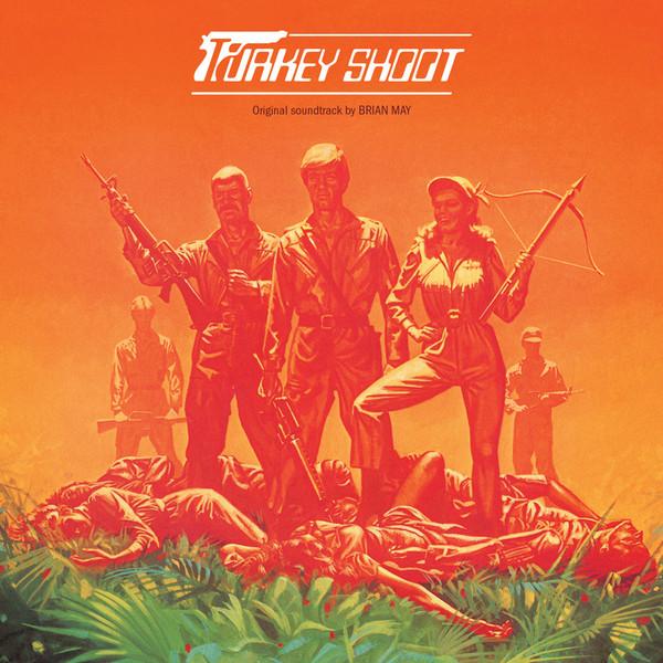 Brian May – Turkey Shoot Original Soundtrack