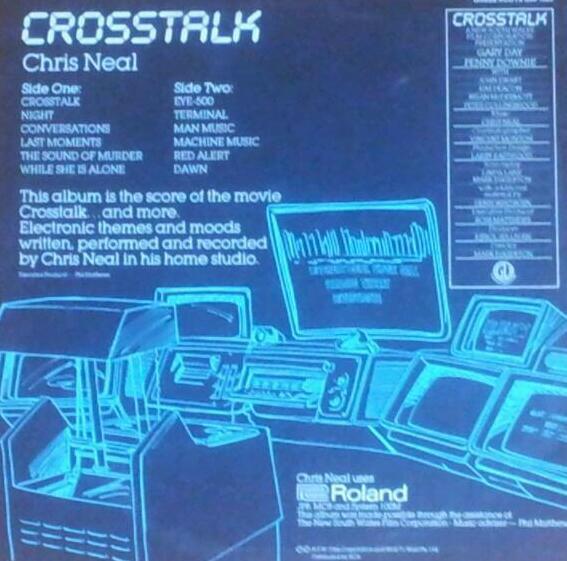 Chris Neal – Crosstalk
