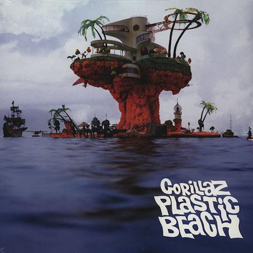 Gorillaz — Plastic Beach