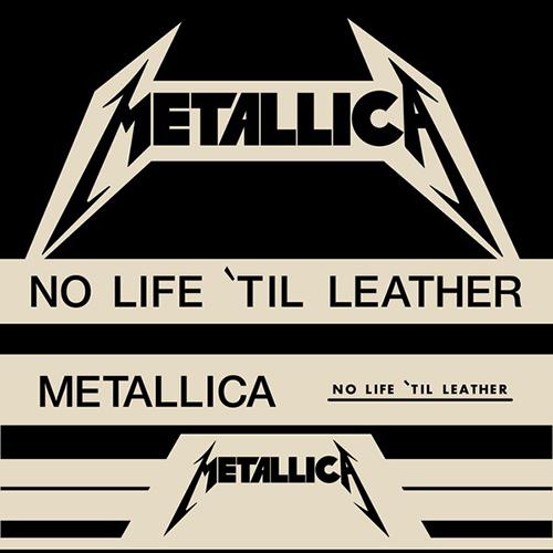 Metallica – No Life 'Til Leather