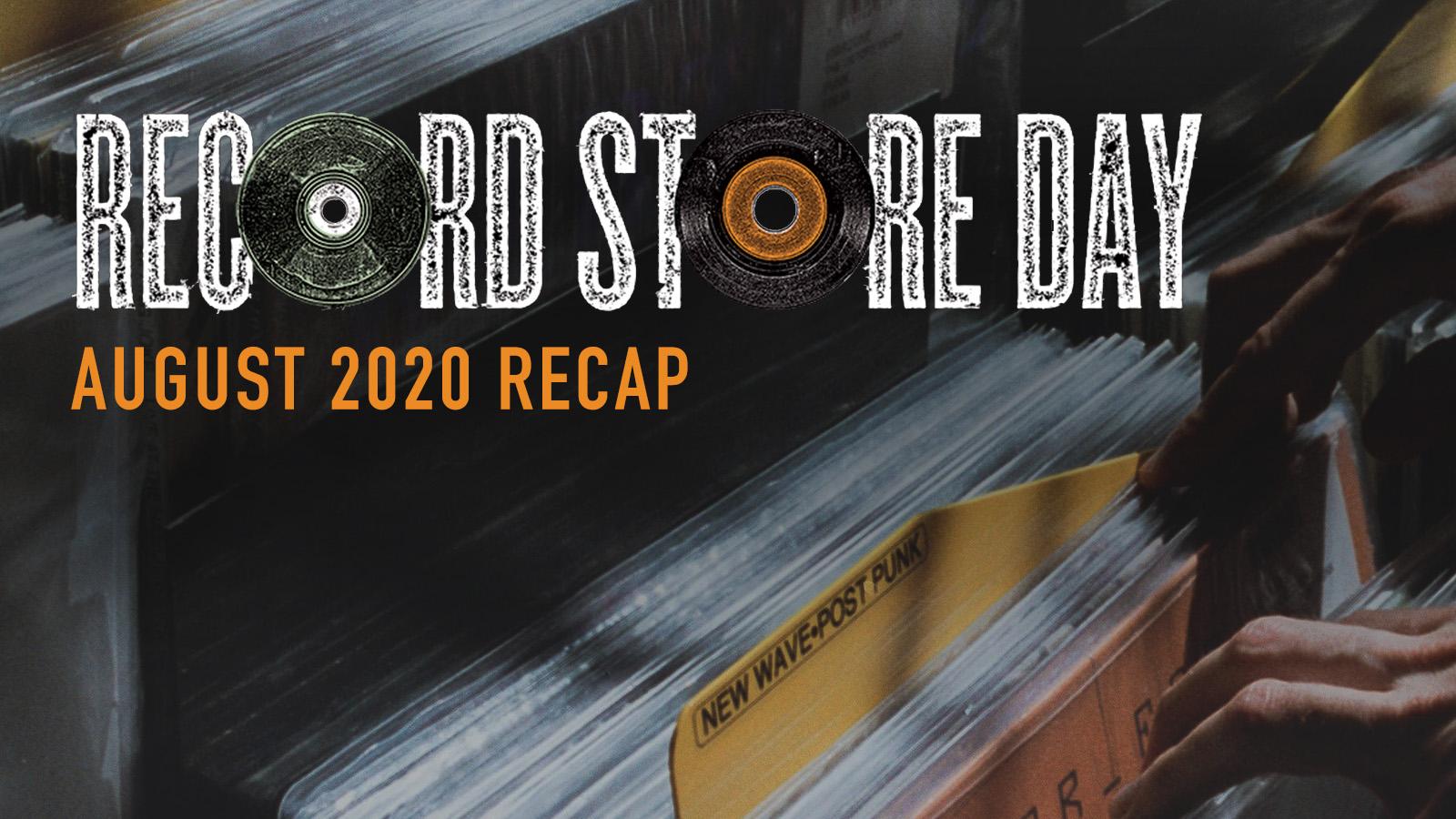 RSD 2020 august recap