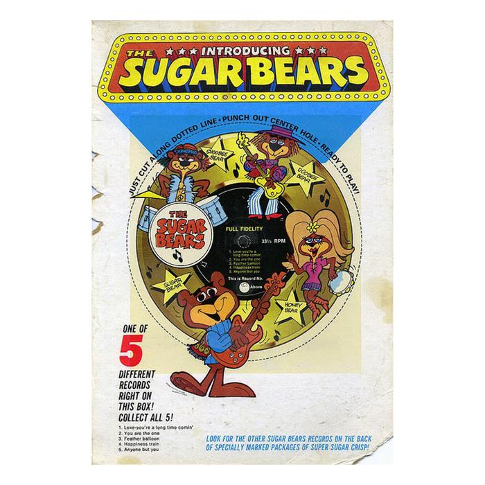 Sugar Sugar Crisp
