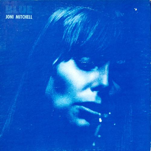 joni mithell blue