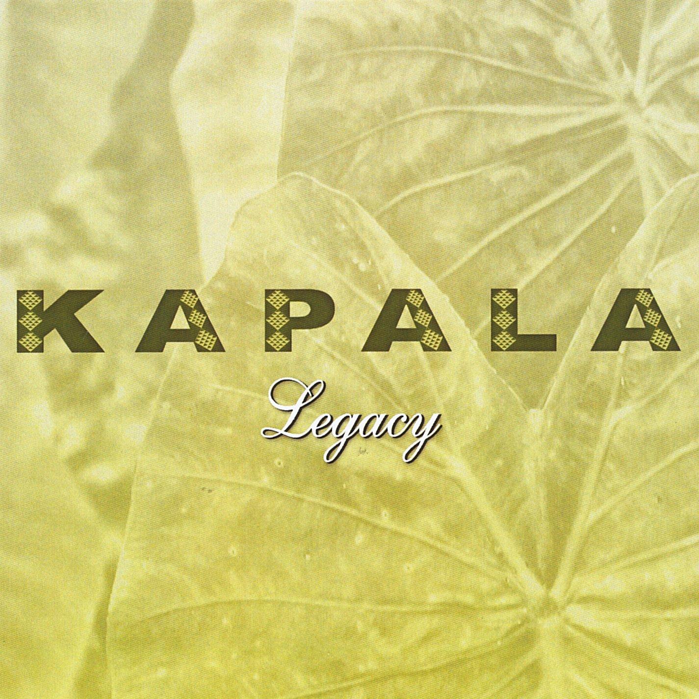 Kapala - Legacy album cover