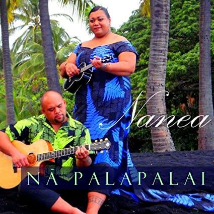 Na Palapalai - Nanea album cover