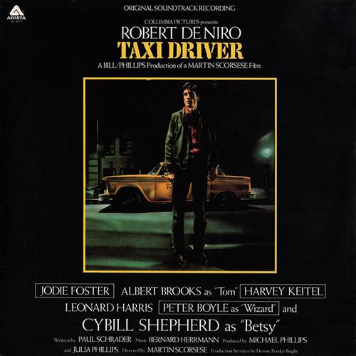 Bernard Herrmann – Taxi Driver Original Soundtrack Recording