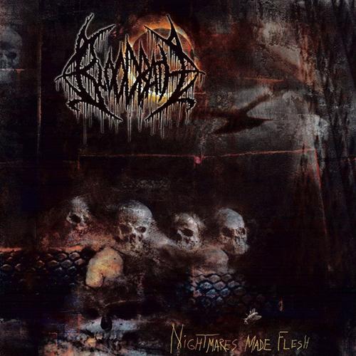 Bloodbath - Nightmares Made Flesh album cover