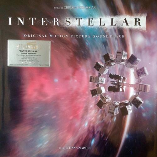Hans Zimmer – Interstellar