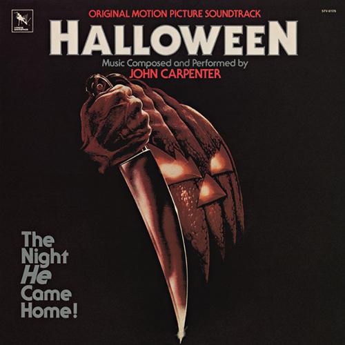 John Carpenter - Halloween (Original Filmmusik) album cover