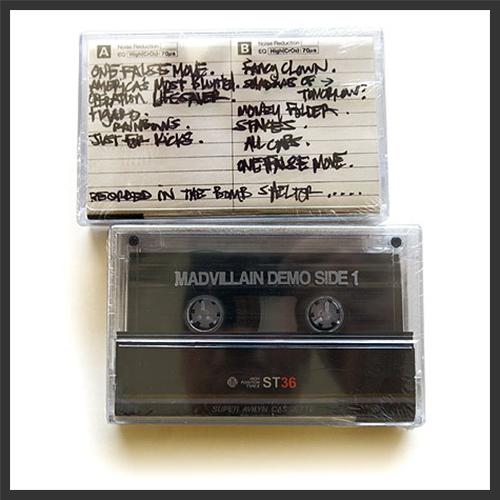 Madvillain – Madvillainy Demo Tape 2013