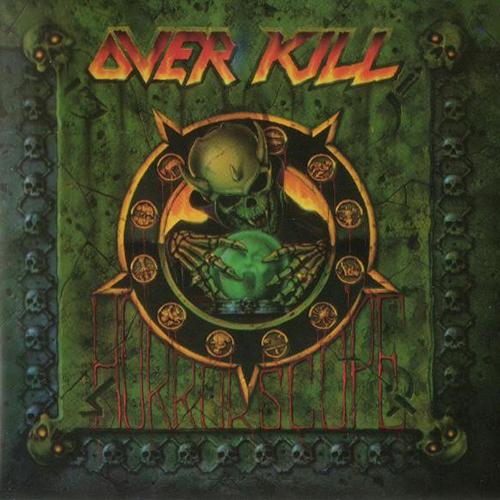 Overkill - Horrorscope album cover