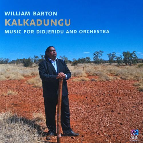 William Barton – Kalkadungu