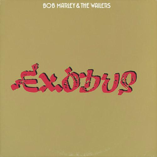 exodus bob marley wailers album cover